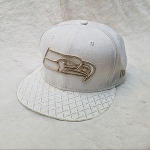 Seattle Seahawks New Era Strapback Cap NEW
